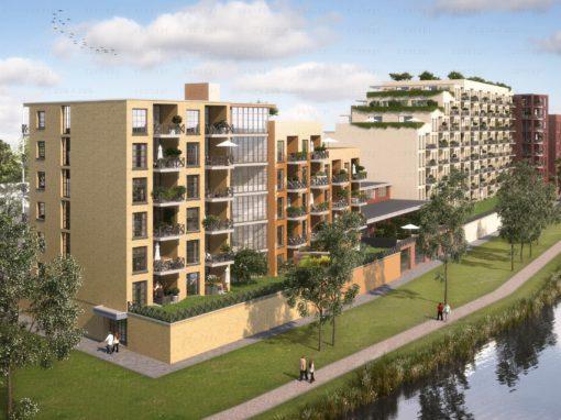 Ontwikkeling Rotterdamse Schie