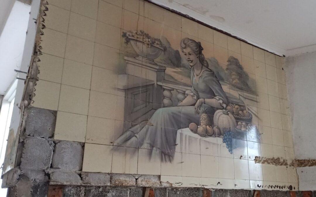 Bijzondere vondst oude De Gruyter winkel